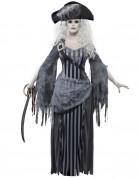 Vous aimerez aussi : Déguisement fantôme pirate grise femme Halloween