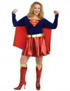 Déguisement Supergirl™ grande taille femme