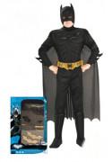 Déguisement Batman™ musclé enfant