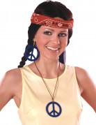 Vous aimerez aussi : Boucles d'oreilles et pendentif Hippie bleu