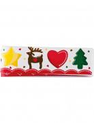 Vous aimerez aussi : Contour décoratif à tarte Noël
