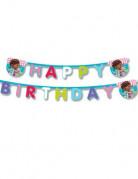 Guirlande Happy Birthday Docteur la peluche™ 220 x 18 cm