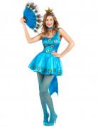 Vous aimerez aussi : Déguisement paon bleu femme