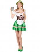 Vous aimerez aussi : Déguisement Bavaroise traditionnelle femme