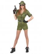 Vous aimerez aussi : Déguisement militaire kaki femme