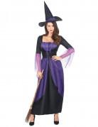 Vous aimerez aussi : Déguisement sorcière violette femme
