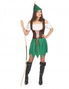 Vous aimerez aussi : Déguisement femme des bois vert