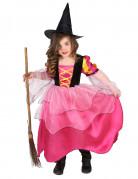 Vous aimerez aussi : Déguisement sorcière rose fille