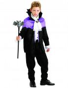 Vous aimerez aussi : Déguisement vampire noir et violet garçon