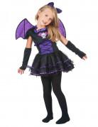Vous aimerez aussi : Déguisement chauve-souris noire et violette fille