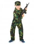 Vous aimerez aussi : Déguisement militaire camouflage garçon