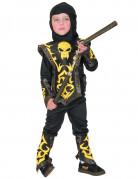 Vous aimerez aussi : Déguisement ninja jaune à motifs garçon