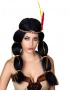 Vous aimerez aussi : Perruque indienne à couettes femme