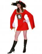 Vous aimerez aussi : Déguisement mousquetaire rouge femme
