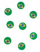 Vous aimerez aussi : 150 confettis de table drapeau Brésil
