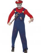 Vous aimerez aussi : Déguisement zombie plombier homme Halloween