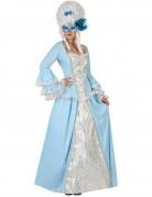 Vous aimerez aussi : Déguisement princesse baroque bleue femme