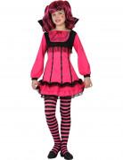 Vous aimerez aussi : Déguisement vampire rose fille Halloween