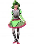 Vous aimerez aussi : Déguisement monstre vert fille Halloween