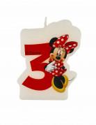 Bougie 3 ans Minnie café™