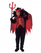 Déguisement diable rouge garçon Halloween