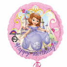 Ballon aluminium Princesse Sofia™