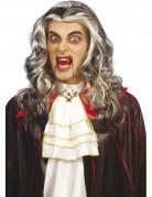Perruque vampire bicolore adulte Halloween