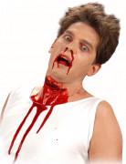 Vous aimerez aussi : Fausse plaie gorge tranchée adulte Halloween