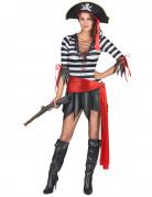 Vous aimerez aussi : Déguisement pirate ceinture rouge femme