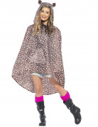 Vous aimerez aussi : Poncho léopard adulte