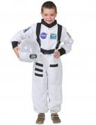 Déguisement astronaute blanc enfant