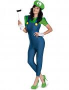 Déguisement Luigi™ Deluxe Femme