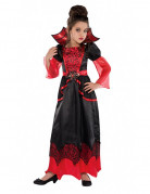 Déguisement vampire chic fille Halloween