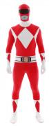 Déguisement combinaison rouge Power Rangers™adulte Morphsuits™
