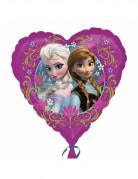 Ballon aluminium cœur La Reine des Neiges™