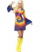 Vous aimerez aussi : Déguisement hippie multicolore femme
