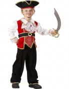 Déguisement petit pirate luxe garçon