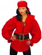 Vous aimerez aussi : Chemise rouge pirate femme