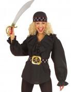 Vous aimerez aussi : Chemise noire pirate femme