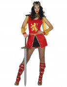 Déguisement chevalier sexy femme