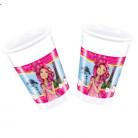 8 Gobelets plastique Mia and Me™