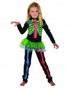 Vous aimerez aussi : Déguisement squelette coloré fille