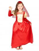 Vous aimerez aussi : Déguisement médiéval rouge fille