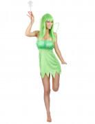 Vous aimerez aussi : Déguisement fée verte femme