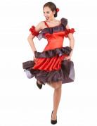 Déguisement flamenco femme