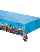 Nappe en plastique Spiderman Web-Warriors™ 120 x 180 cm