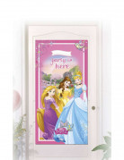 Décoration de porte Princesses Disney™ 76 x 152 cm