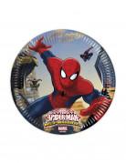 Vous aimerez aussi : 8 Assiettes en carton Spiderman ™ 20 cm