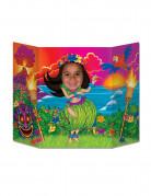 Vous aimerez aussi : Passe tête en carton Hula Girl Hawaï 94 x 64 cm
