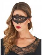 Vous aimerez aussi : Masque dentellé noir femme